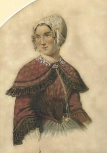 Rijnlandse dracht, 1850 Bing en Braet