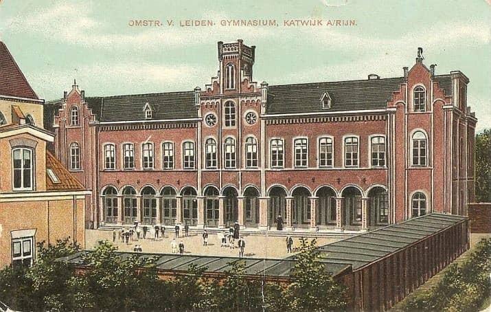 1915 Gymnasium