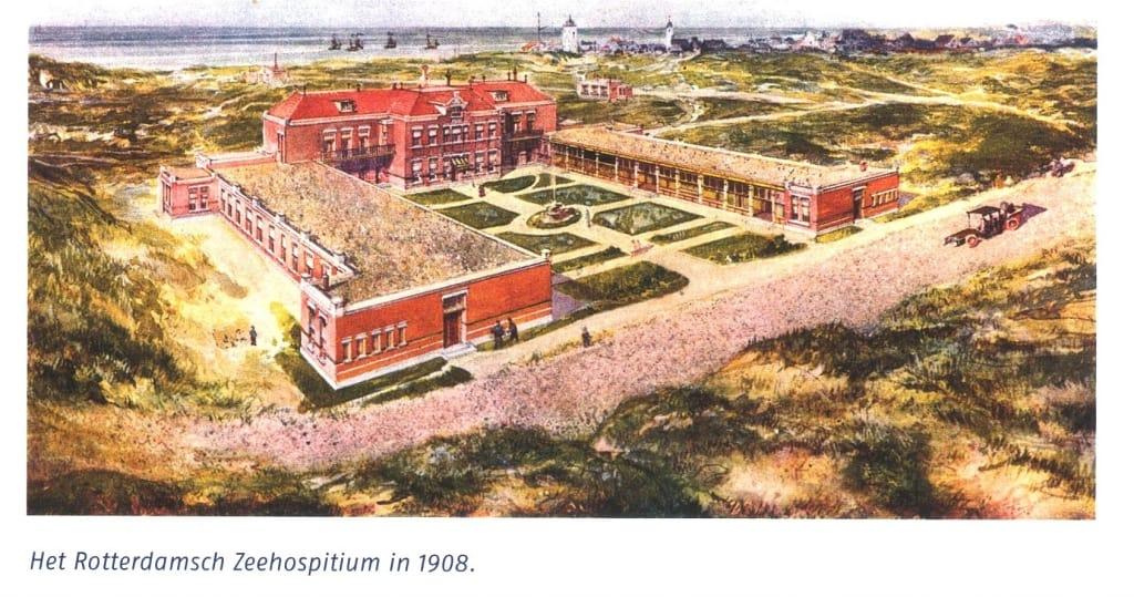 Zeehos 1908 persp tek hfd gebouw