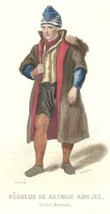 1870 Katwijkse visser