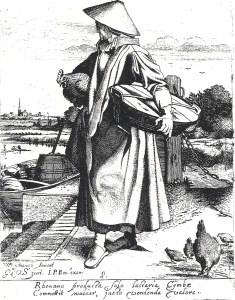 Boerin uit Rijnland, 1621