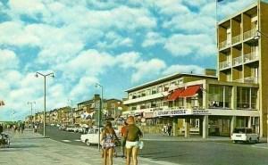 Hotel Noorzee jaren '60